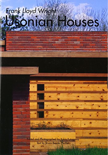 Frank Lloyd Wright: Usonian House (Global Architecture Traveler S.)