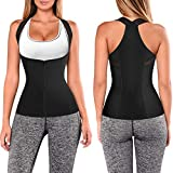 Chumian Women's Back Support Brace Posture Corrector Waist Trainer Tummy Control Body Shaper