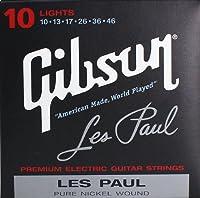 GIBSON SEG-LP10 エレキギター弦