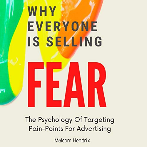 Why Everyone Is Selling Fear audiobook cover art