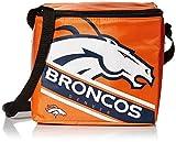 Denver Broncos Big Logo Stripe 12 Pack Cooler