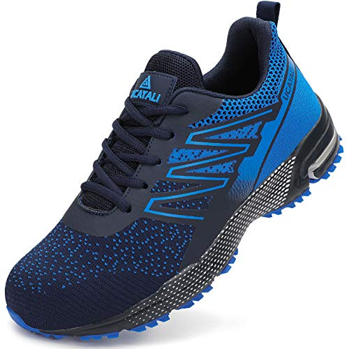 UCAYALI Zapatos Seguridad Hombre Calzado de Trabajo Mujer Zapatos de Protección Antideslizante...
