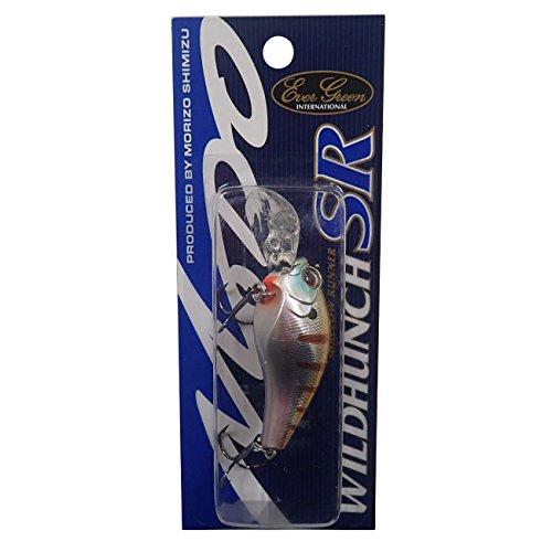 エバーグリーン(EVERGREEN) シャロークランク ワイルドハンチSR 10g 5.2cm ベイビーギル #050