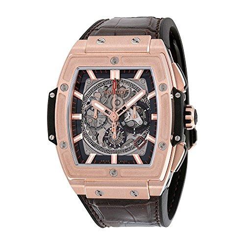 Hublot Spirit of Big Bang Skeleton Dial Mens Automatic Watch 601.OX.0183.LR