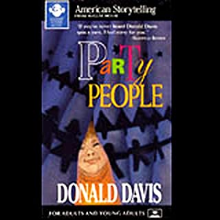 Party People audiobook cover art