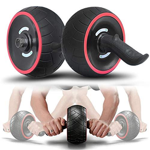 GIYL Ab Wheel Roller Roller Workout-Maschine Kern Abs Trainer Cruncher Stabile Ab Core-Trainer Maschine für Gym oder Home Use