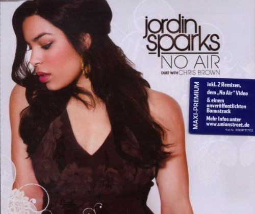 No Air by Jordin Sparks