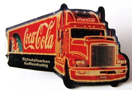 Coca Cola - Weihnachts-Truck - Pin 25 x 35 mm
