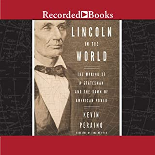 Lincoln in the World cover art
