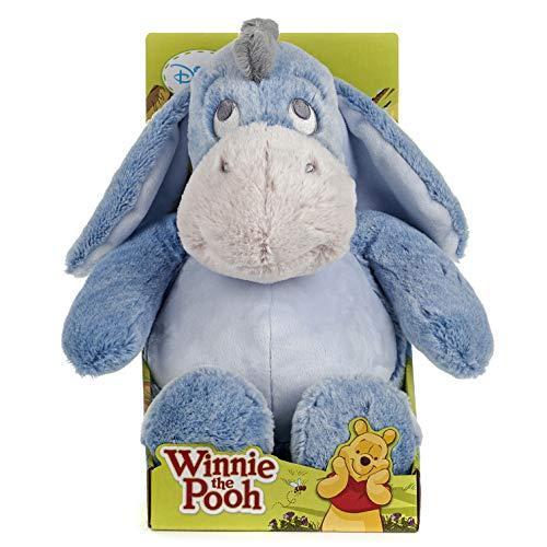 Winnie the Pooh Snuggletime - Peluche Eeyore, 30,5 cm