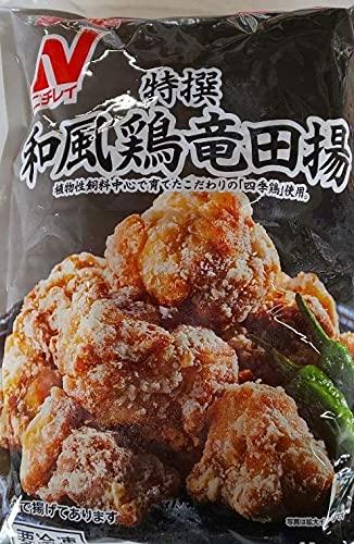 業務用 特選 和風鶏竜田揚げ 1kg 鶏唐揚げ 冷凍 ニチレイ