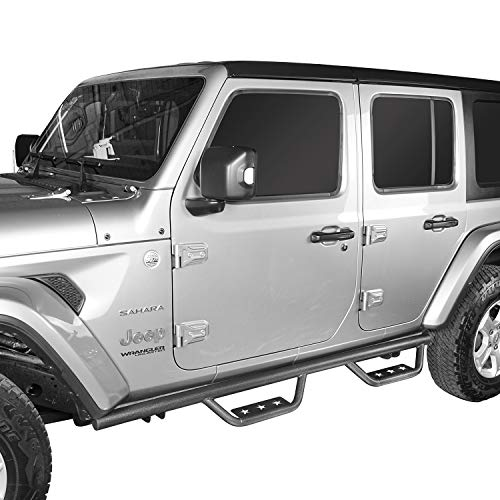 jeep 4 door running boards - 3
