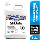 Rain Guard Water Sealers SP-9004 Paint Sealer Ready to USE Covers up to 200 Sq. Ft. 1 Gallon