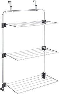 comprar comparacion Metaltex Gale Tendedero para Puerta/mampara, Epotherm, Gris, 11 m