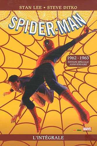 INTEGRALE SPIDER-MAN T01 ED 50 ANS 1962-1963