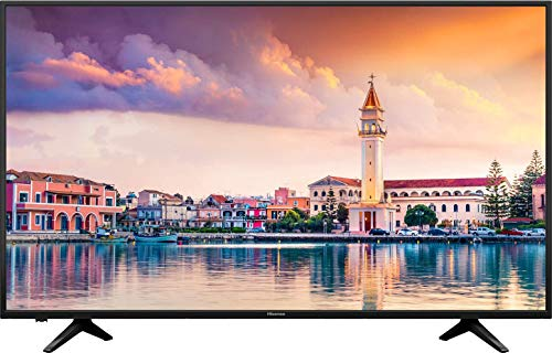 Hisense H43AE6000 108 cm (43 Zoll) LED Fernseher (Ultra HD, HDR, Triple Tuner, Smart TV)