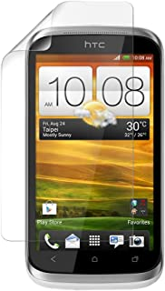 Celicious Matte Lite Mild Anti-Glare Screen Protector Film Compatible with HTC Desire X [Pack of 2]
