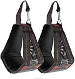 MYSBIKER Ab Slings Straps,Fitness Hanging Ab Straps for Abdominal Muscle Building and Core Strength Training,...