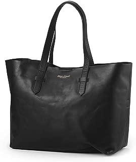 Elodie Details–Bolso cambiador (piel), color negro