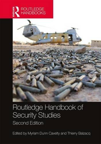 Routledge Handbook of Security Studies (Routledge Handbooks)