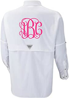 monogrammed cover up