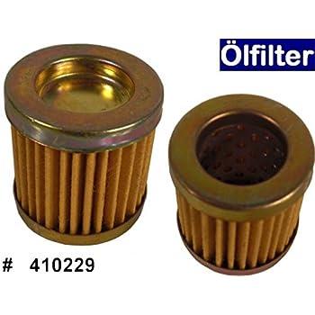 Original /Ölfilter Piaggio X8 250 i e