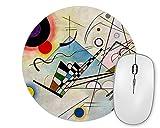 Planetacase Alfombrilla De Raton Vasili Kandinsky Composicion 8
