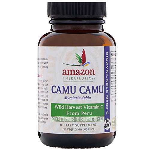 Camu Camu by Amazon Therapeutic Laboratories - 60 capsule