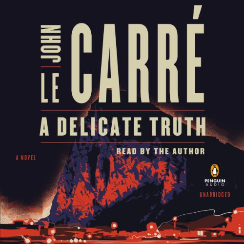 A Delicate Truth audiobook cover art