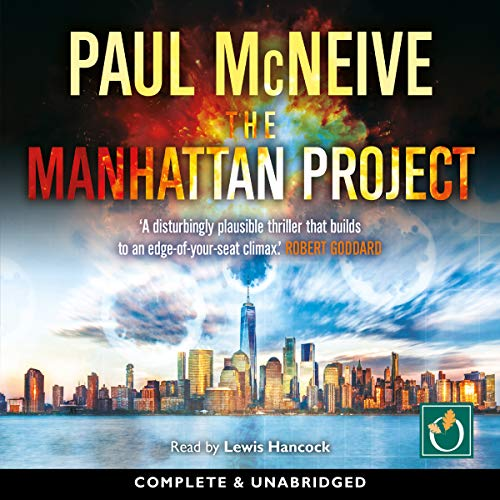 Couverture de The Manhattan Project