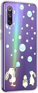 Funda Transparente Compatible para Xiaomi Mi 5X/A1,Carcasa Suave Silicona TPU Gel Dibujos Animal Ultra Fina Anti Choques y Anti Arañazos Clear Bumper Case Cover para Xiaomi Mi 5X/A1,A13