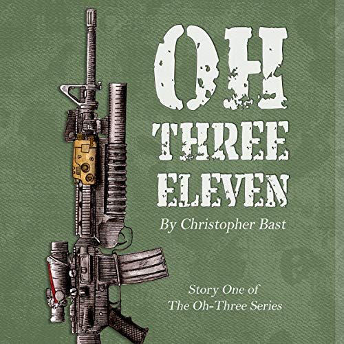 Oh-Three-Eleven audiobook cover art