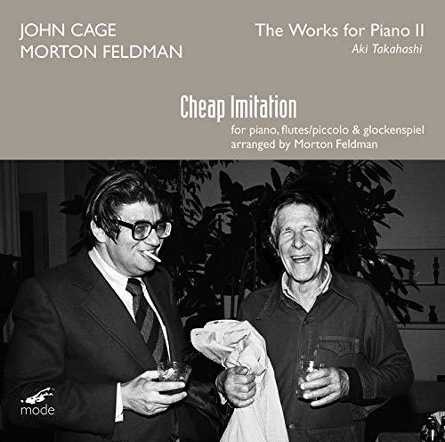 Cheap Imitation (Version for Solo Piano): I. —