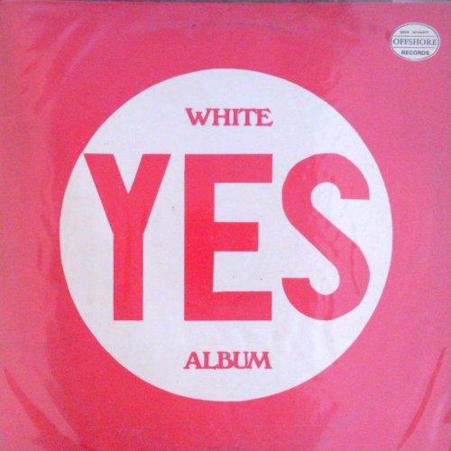 The White Yes Album - Yes Live [VINYL]