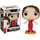 Funko Pop Movies : Hunger Games - Katniss The Girl On Fire 3.75inch Vinyl Gift for Movies Fans SuperCollection