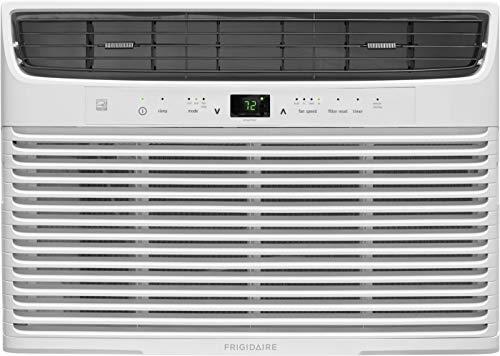 Frigidaire FFRE103ZA1 10,000 BTU Window-Mounted Room Air Conditioner, White