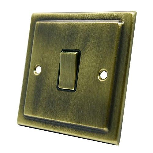 AET VAB1GSWIBBI 10 A 1 11 interruptores no estándar Grand latón Nivel Medio e Intermedio obtendrán Interruptor de luz