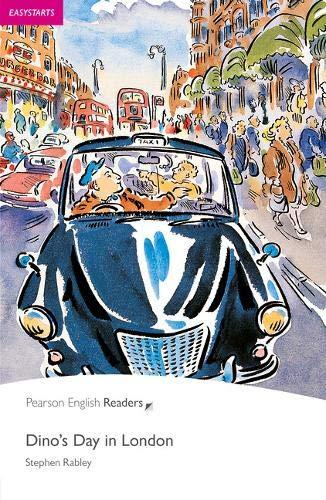 Penguin Readers: Easy Starters DINO'S DAY IN LONDON (Penguin Readers (Graded Readers))の詳細を見る