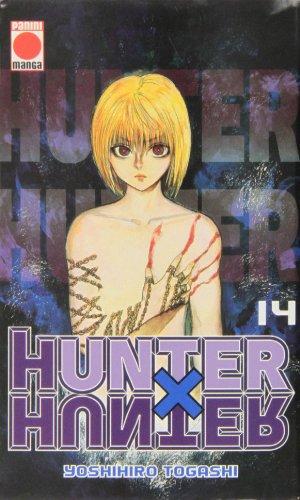 Hunter X Hunter 14 (Manga - Hunter X Hunter)
