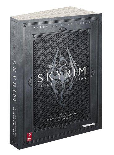 Elder Scrolls V: Skyrim Legendary Standard Edition: Prima Official Game Guide (Prima Official Game Guides)