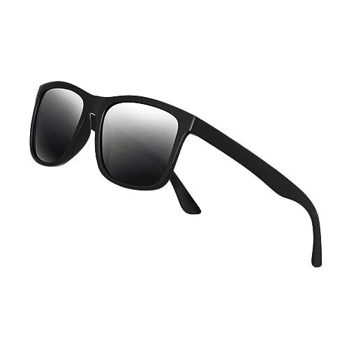 368f7e05f846 Polarized Sunglasses for Men TR90 Unbreakable Mens Sunglasses Driving Sun  Glasses For Men Women