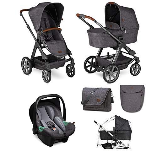 ABC Design - trio passeggino carrozzina ovetto Condor 4 collezione 2020 (street, trio completo con accessori)