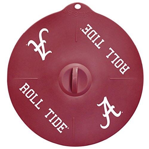 Boelter Brands NCAA Alabama Crimson Tide Silikondeckel