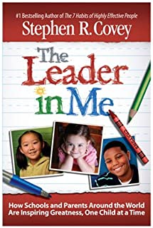 FranklinCovey The Leader In Me - Hardcover