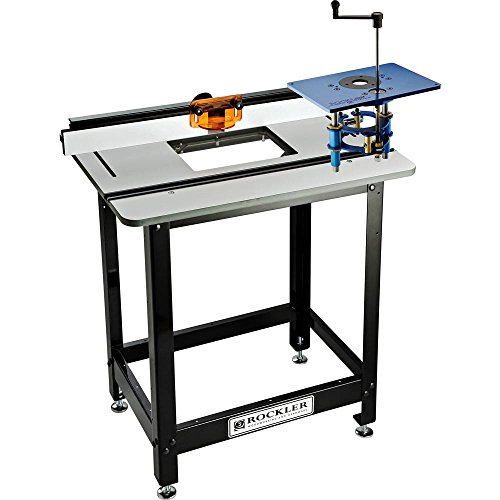 Pro Phenolic Router Table, Fence, Stand, FX Router Lift