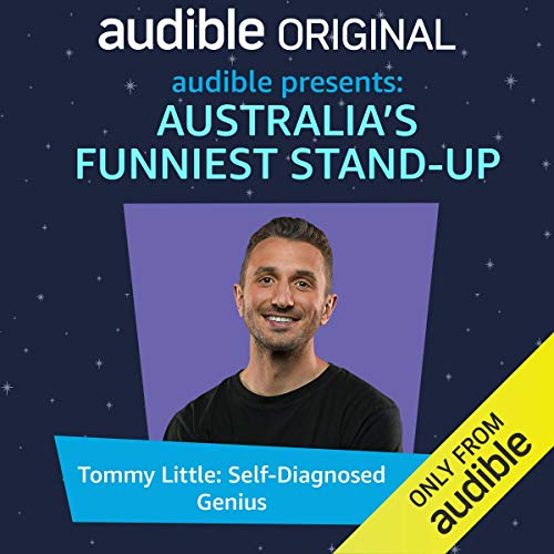 Ep. 6: Tommy Little: Self-Diagnosed Genius cover art