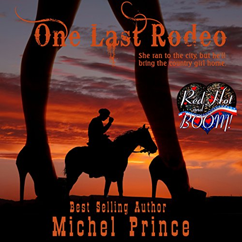 One Last Rodeo audiobook cover art