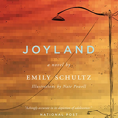 Joyland audiobook cover art