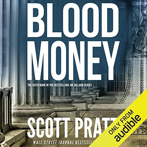Blood Money Audiobook By Scott Pratt cover art