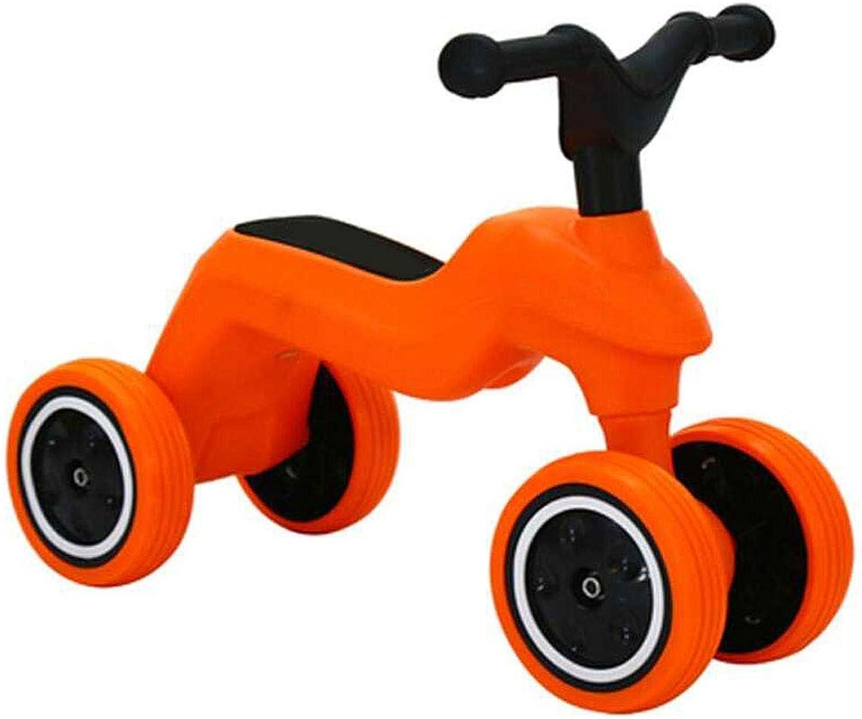 FYABB Wiggle Swing AutoFahrt mit dem drehbaren RollerGyro mit rutschfestem MuteRad und gesundem Material